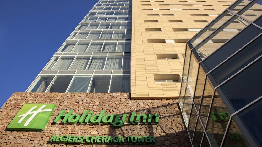Hôtel Holiday Inn ALger- CHERAGA TOWER