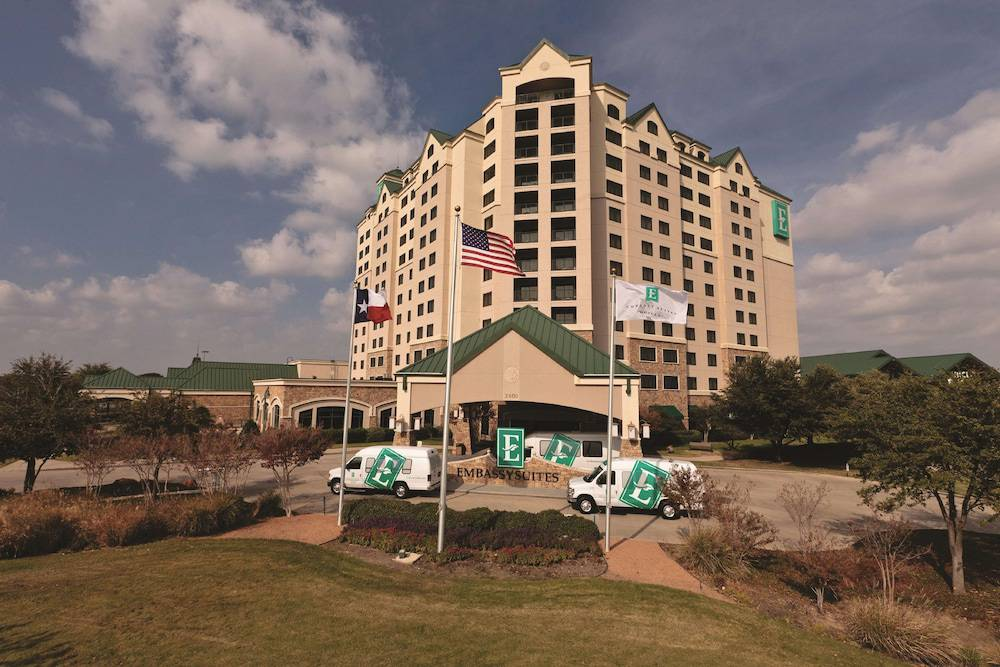 Embassy Suites by Hilton Dallas DFW Airport North
