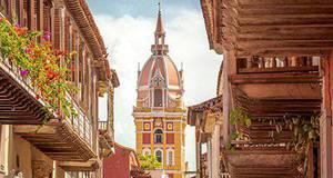 Pacote Cartagena