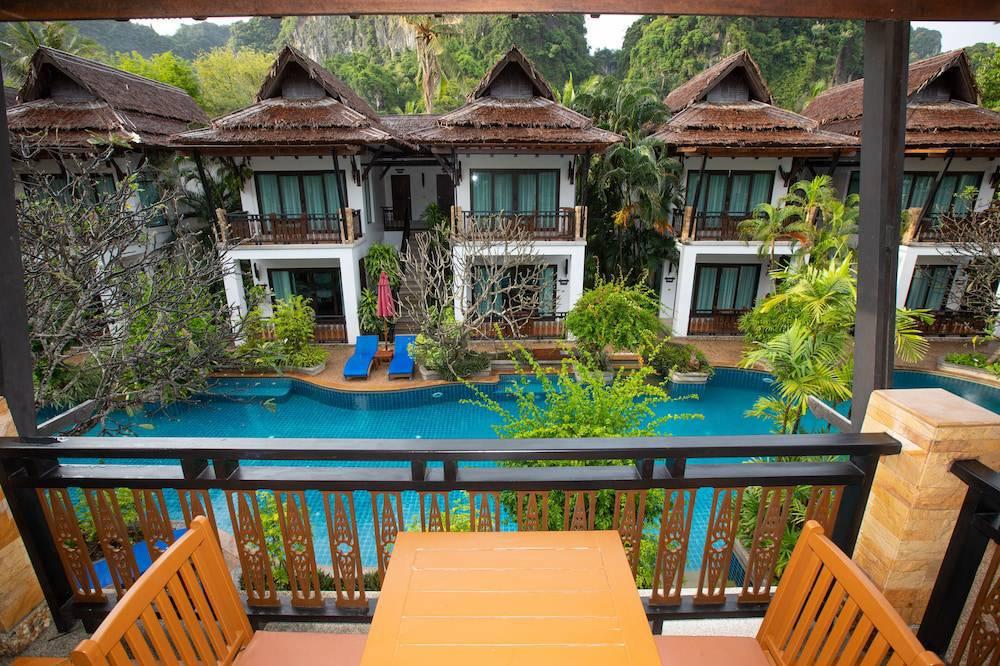 Railay Village Resort.