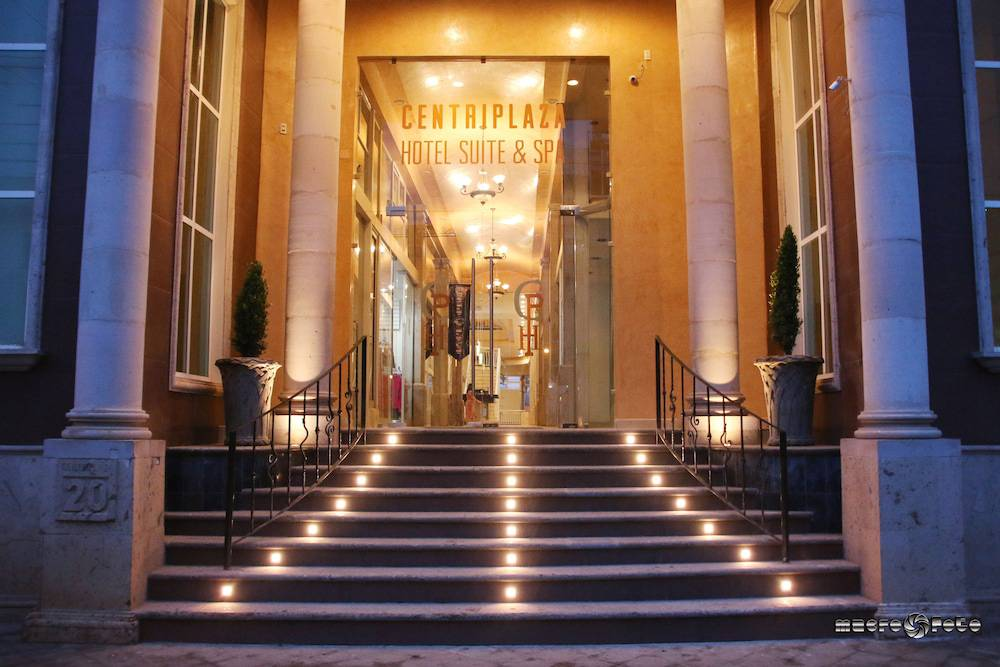 Centriplaza Hotel & Spa