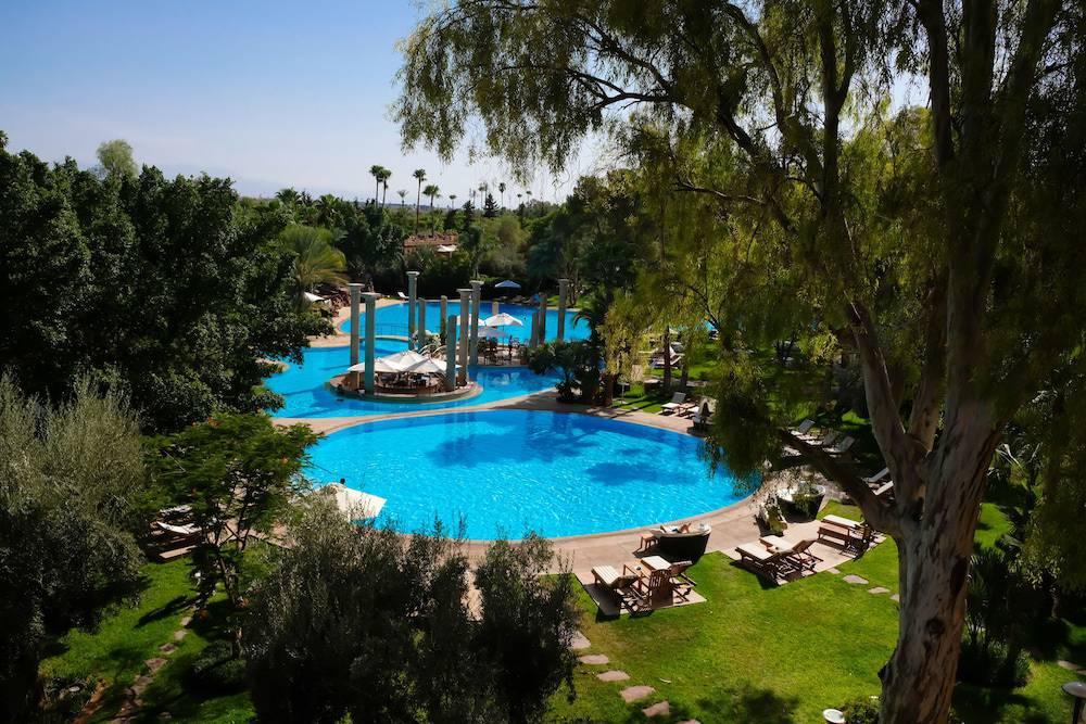 Es Saadi Marrakech Resort, Le Palace